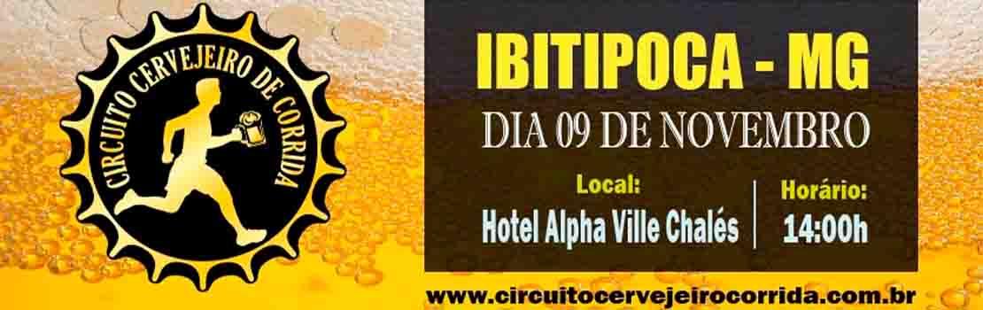 Circuito Cervejeiro de Corrida Ibitipoca