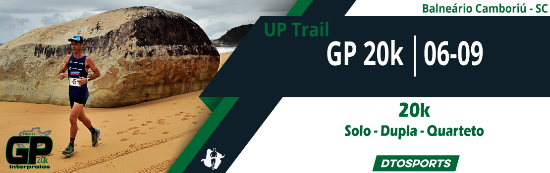 UP Trail - gp 20k - Etapa Taquaras