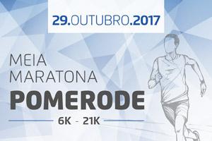 10ª Meia Maratona Pomerode 2017