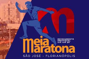 Meia Maratona de São José - Floripa 2017