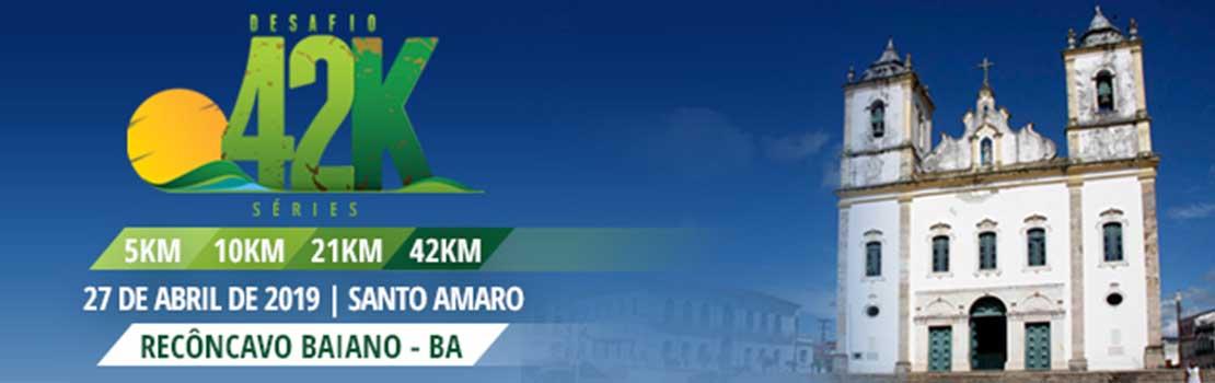 Desafio 42K 2019 - Recôncavo Baiano