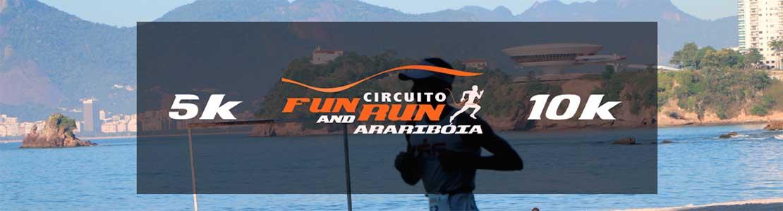 Circuito Fun and Run - Etapa Araribóia 2017