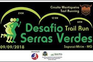 Desafio Serras Verdes Trail Run 2018