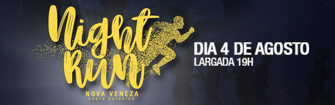 Night Run Nova Veneza 2018