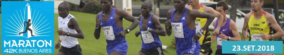 Maratona de Buenos Aires 2018