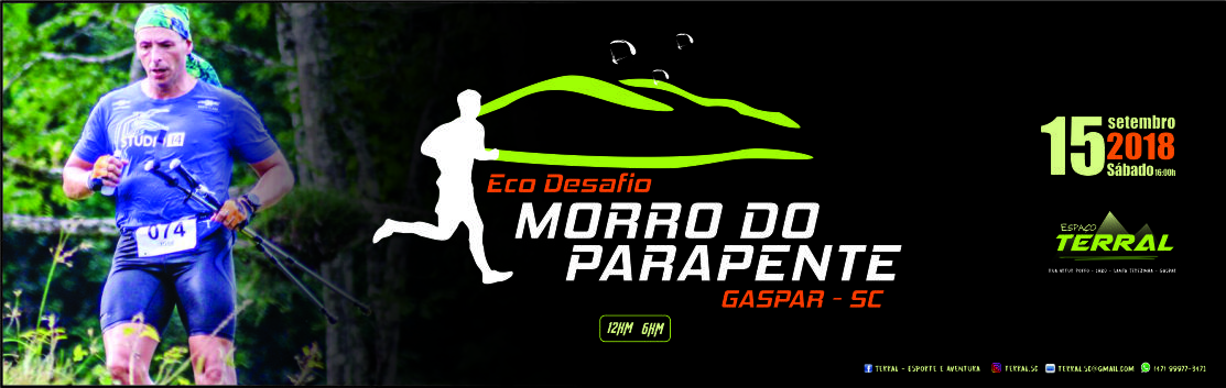 Eco Desafio Morro do Parapente 2018