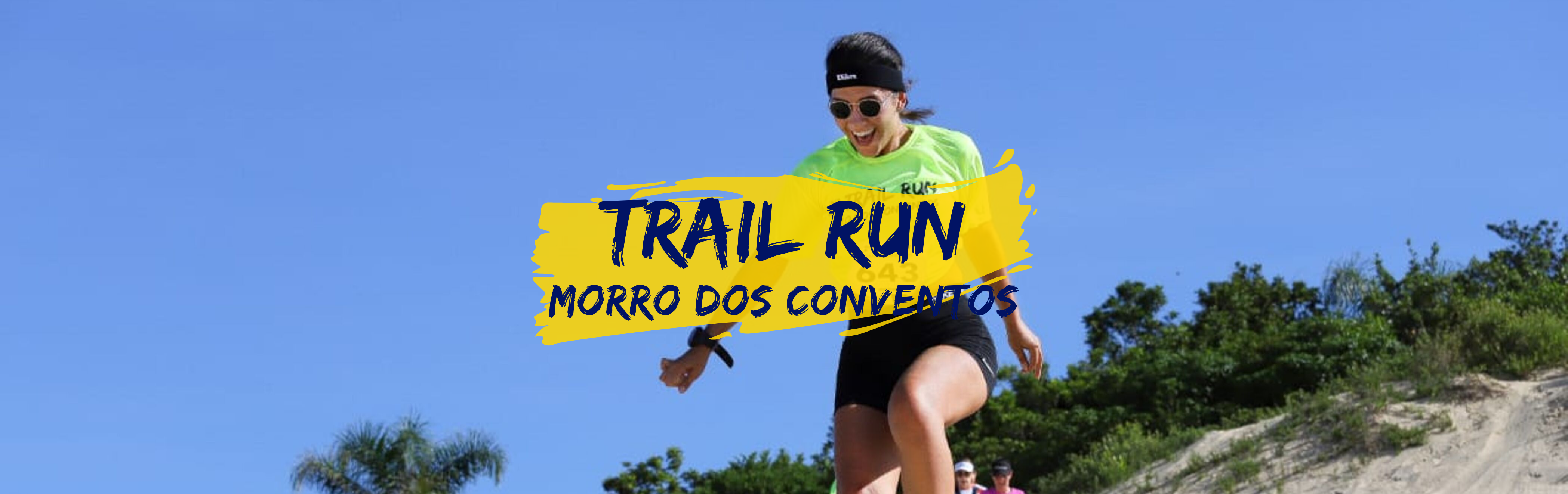 Trail Run Morro dos Conventos