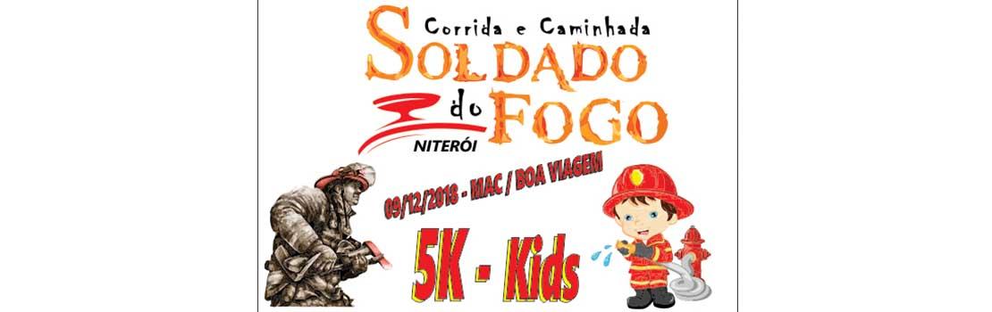 Corrida e Caminhada Soldado do Fogo - Niterói 2018