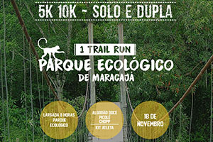 1º Trail Run Parque Ecológico de Maracajá 2018