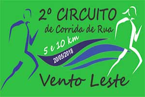 2º Circuito Corrida de Rua Vento Leste - 2018