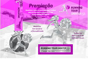 Running Tour Uninter -  Etapa Florianópolis 2018