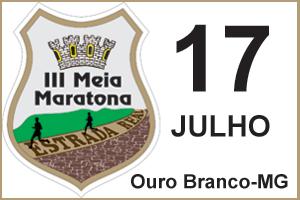 Meia Maratona Estrada Real 2016