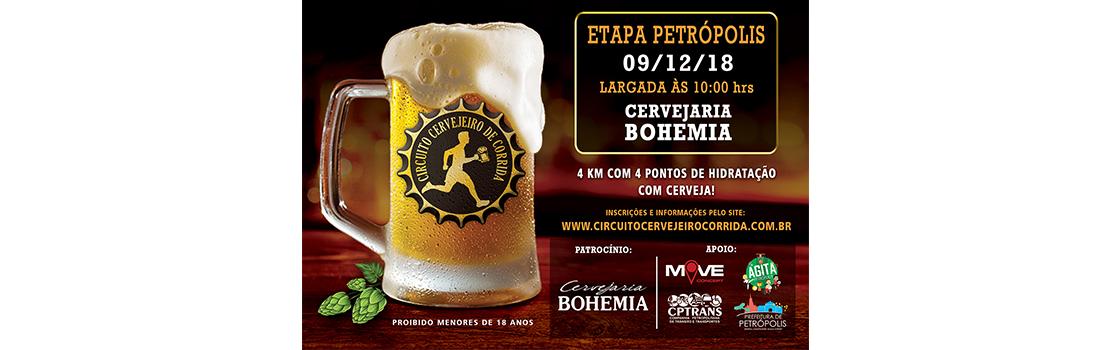 Circuito Cervejeiro de Corrida - Etapa Petrópolis - 09/12