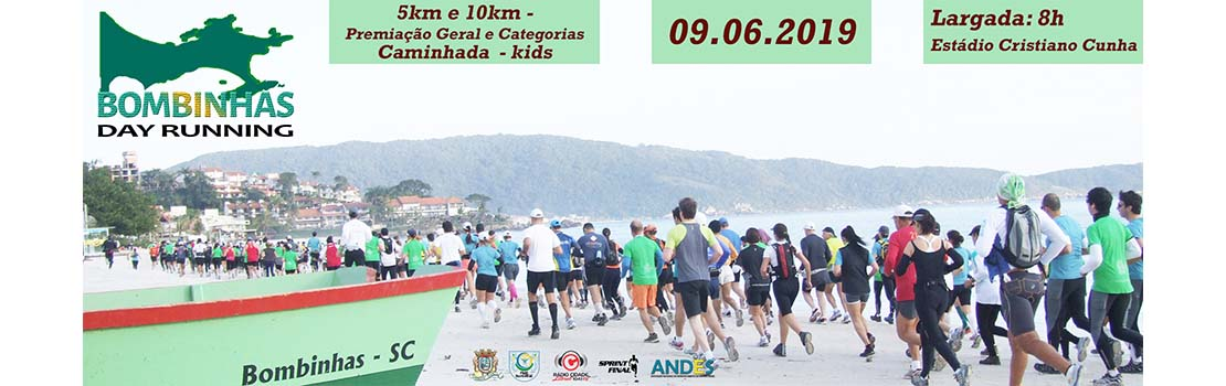 Day Running Bombinhas 2019