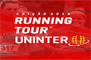 Running Tour Uninter - Etapa Itajaí 2018