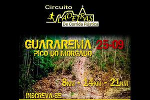 Circuito Ladeiras de Corrida Rústica - Guararema - Etapa Pico do Morgado