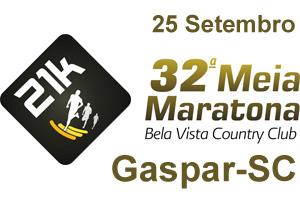 32ª Meia Maratona Bela Vista Coutry Club