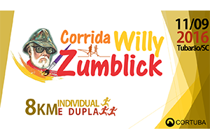 Corrida Willy Zumblick - 5ª Etapa do Circuito Cortuba 2016