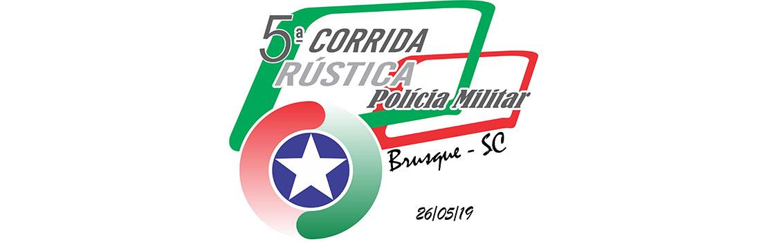 5ª Corrida Rústica da Polícia Militar de Brusque 2019