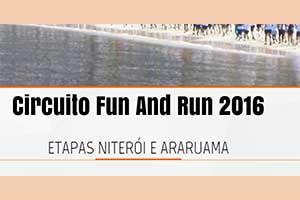 Circuito Fun And Run - Etapa Niterói
