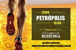 Circuito Cervejeiro de Corrida 2018 - Etapa Petrópolis - 13 de maio
