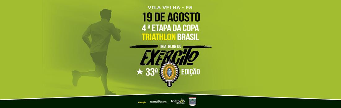 Copa Triathlon Brasil 2018 - Triathlon do Exército