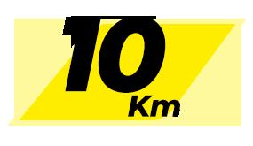 CCC - Corrida Revezamento Dupla - 10KM - 1° Lote