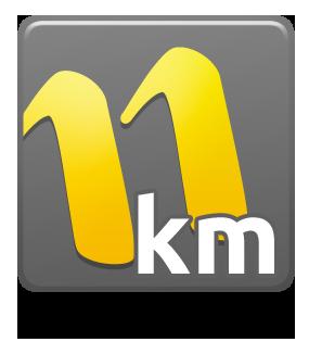 11 Km - COM KIT - Individual - Lote único