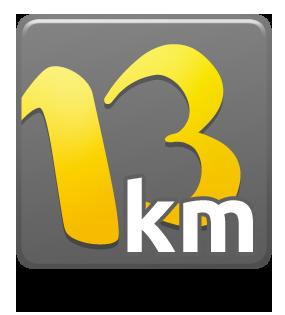 13 Km - Individual - 2º Lote