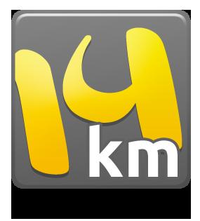 14 Km - Individual - Com Kit - Lote único