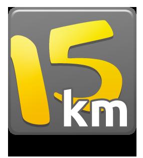 15 Km - Individual - 1º Lote