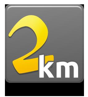 2 Km PCDs - Individual - Lote único