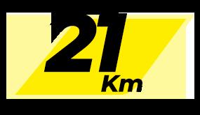 EDCN - Lote Promocional de abertura - Solo Masculino - 21KM -