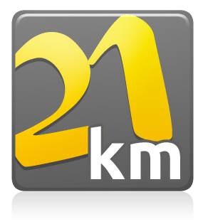 21 Km - Kit Plus - Dupla Mista - 1º Lote