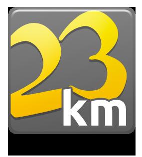 23 Km - Individual - 2º Lote