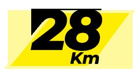 EDP - Lote Promocional - 28KM - TRIO MISTO
