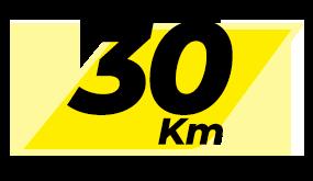30Km - Quinteto Feminino - 2º Lote