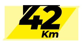 EDCN - Lote Promocional de abertura - Quinteto Masculino - 42KM