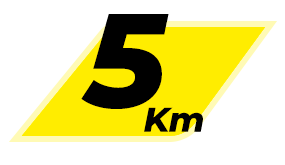 5 Km - Kit Plus - Individual - 2º Lote