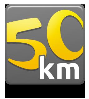 50 Km - Individual - 1º Lote