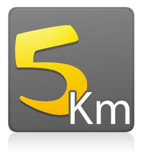 Corrida 5 Km - Kit Básico - 1º Lote