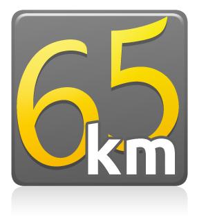 65 Km - 1º Lote