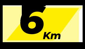 MDASPA - 6KM - 1° Lote