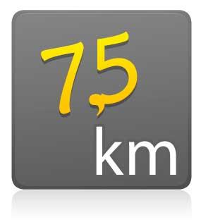 7,5 Km - Individual - 3º Lote