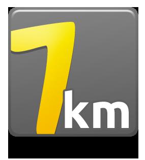 7km -  COM Camisa - Individual - 1º Lote