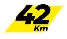 MDASPA - 42KM - 1° Lote