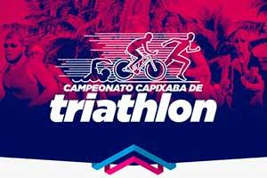 Triathlon Revezamento - Duplas - Lote único