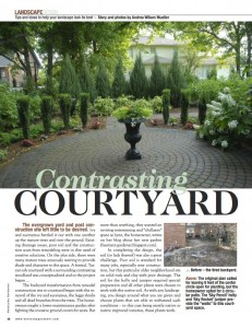 Kentucky Gardener article screenshot