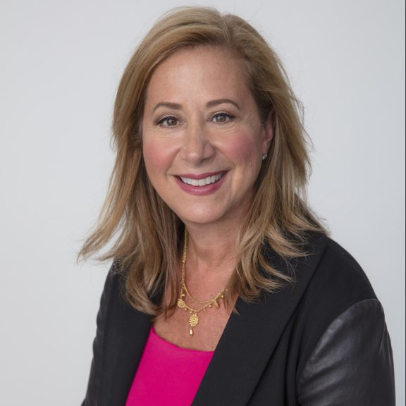 Lisa Sherman, President and CEO of the Ad Council