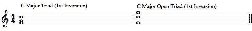 c-close-triad-1st InsidePiano Video Tutorials   How to Play Piano Open Chords